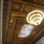 Wnętrze holu głównego New York Public Library