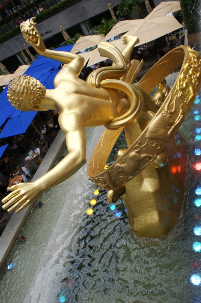 Prometeusz z Rockefeller Center
