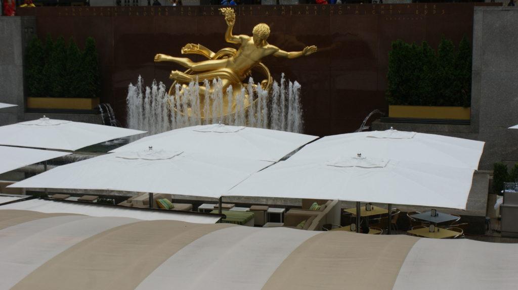 Prometeusz Rockefeller Center