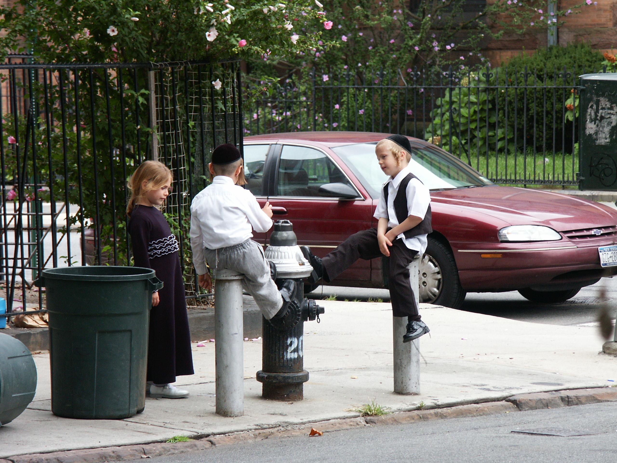 Dzielnica żydowska Brooklyn