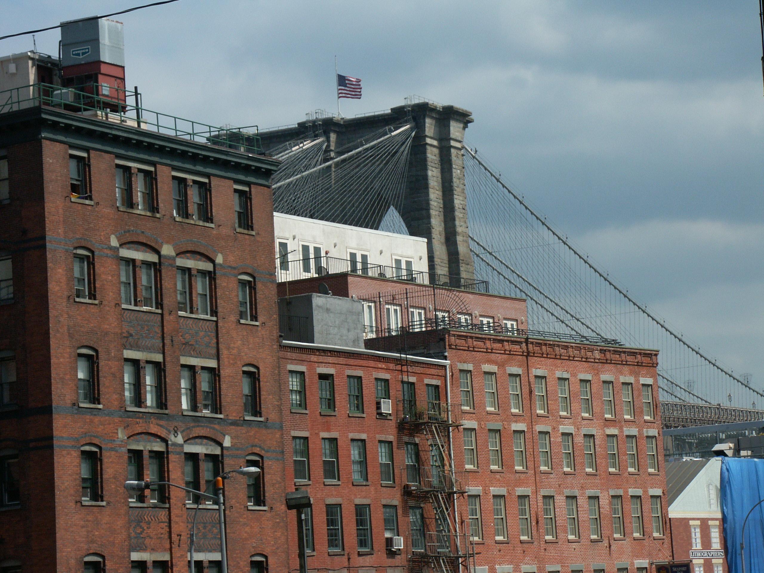 Widok na Manhattanie