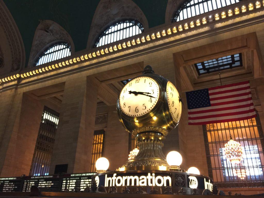 Zegar Grand Central Terminal