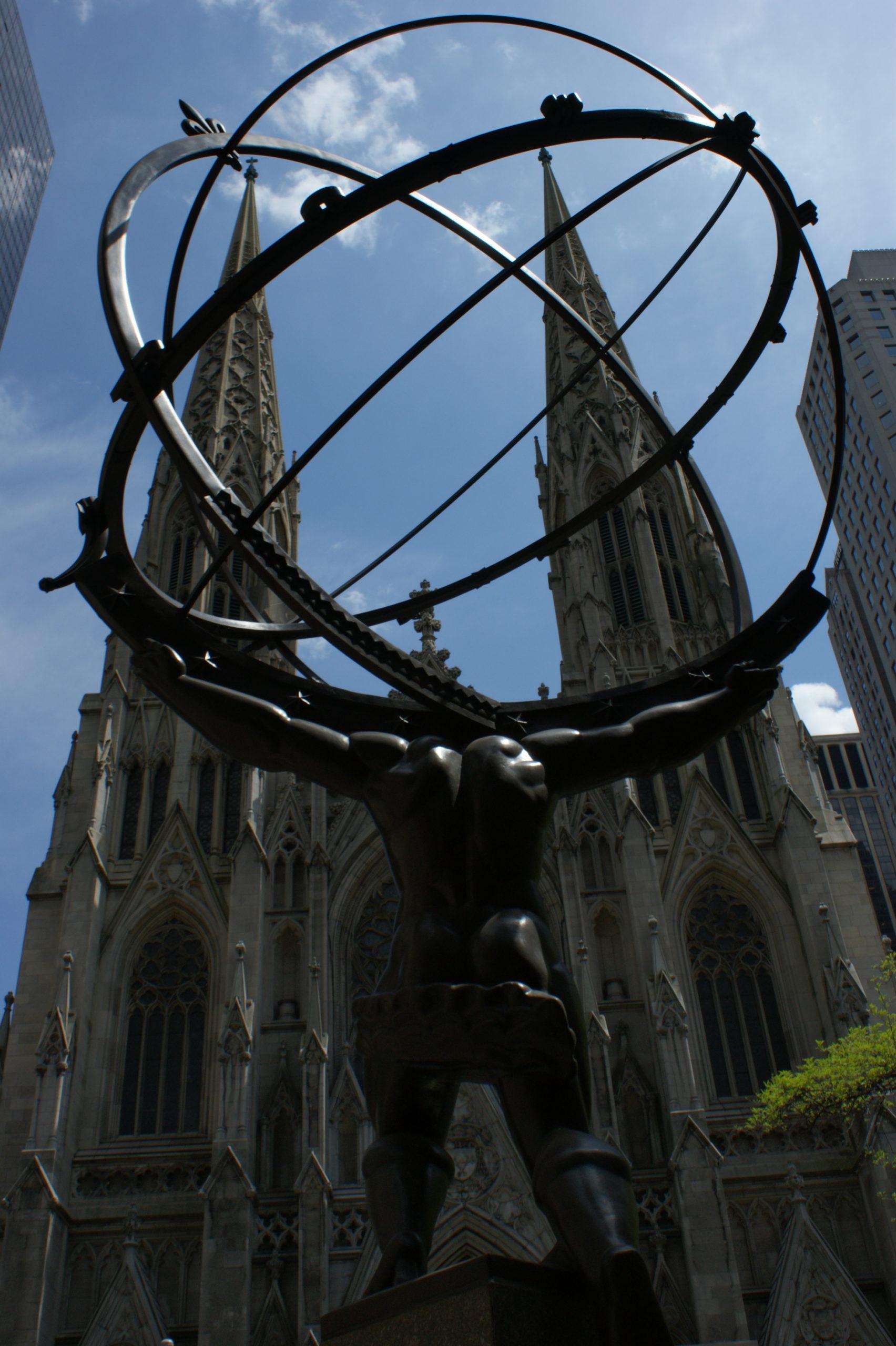 Katedra św. Patryka st. Patrick's Cathedral