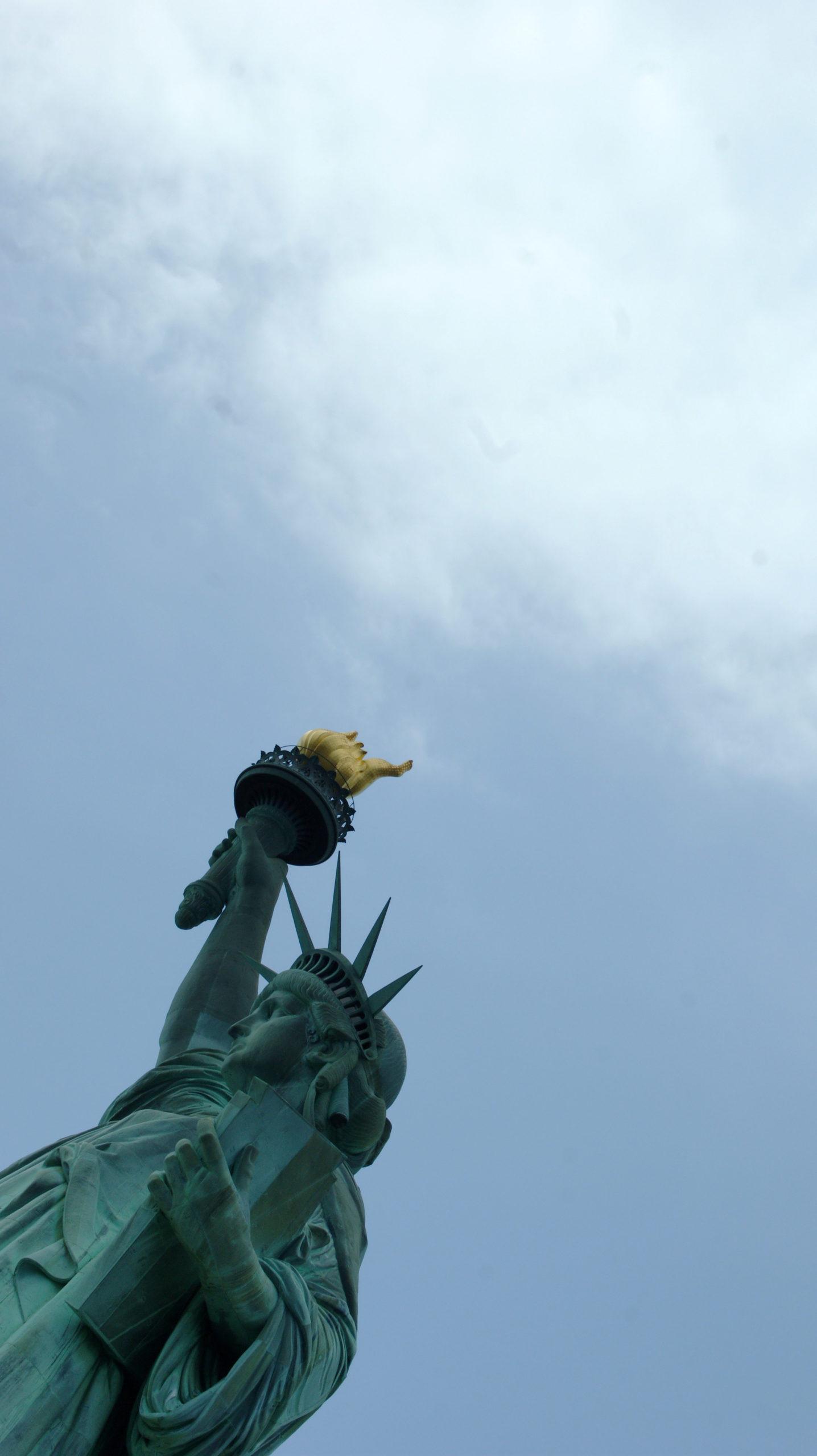 Statue of Liberty Statua Wolności