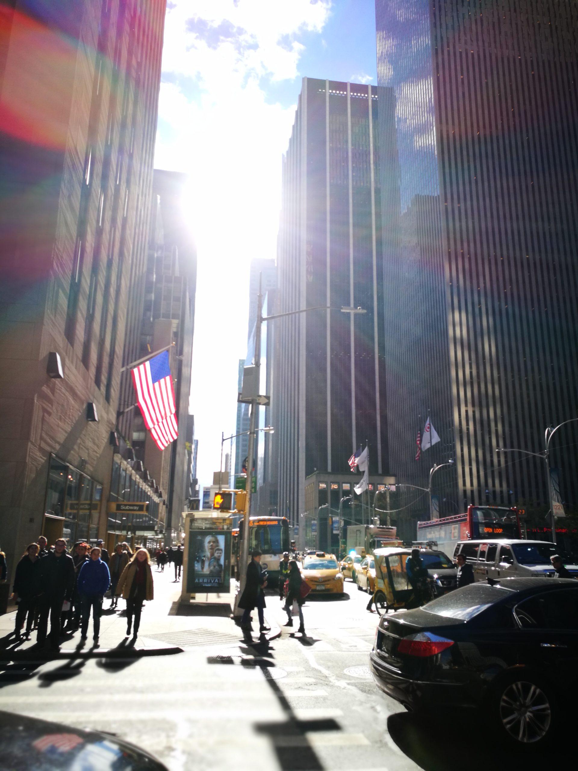 Klimaty Nowego Jorku