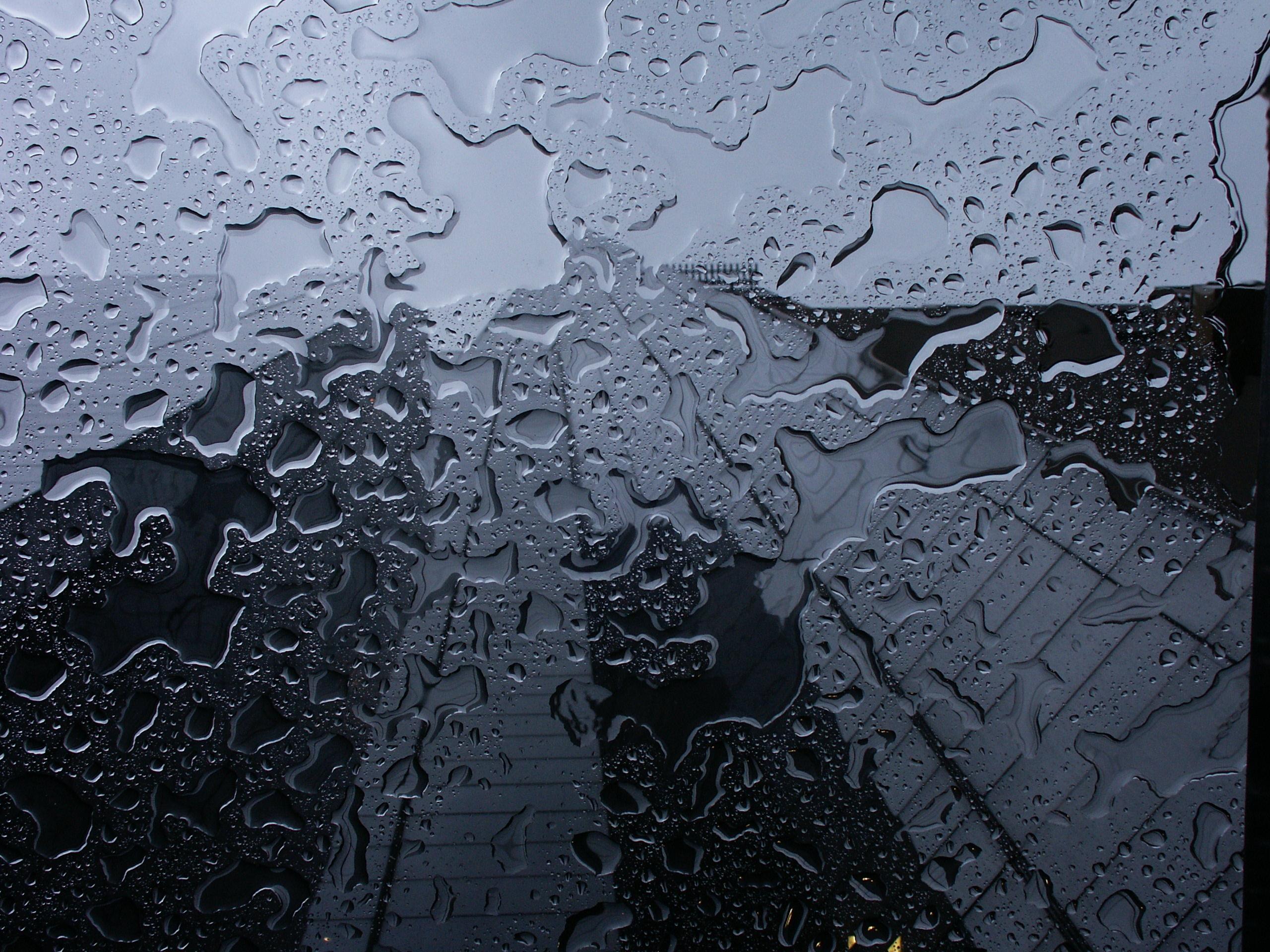 Deszcz w Nowym Jorku Klimaty Nowojorskie